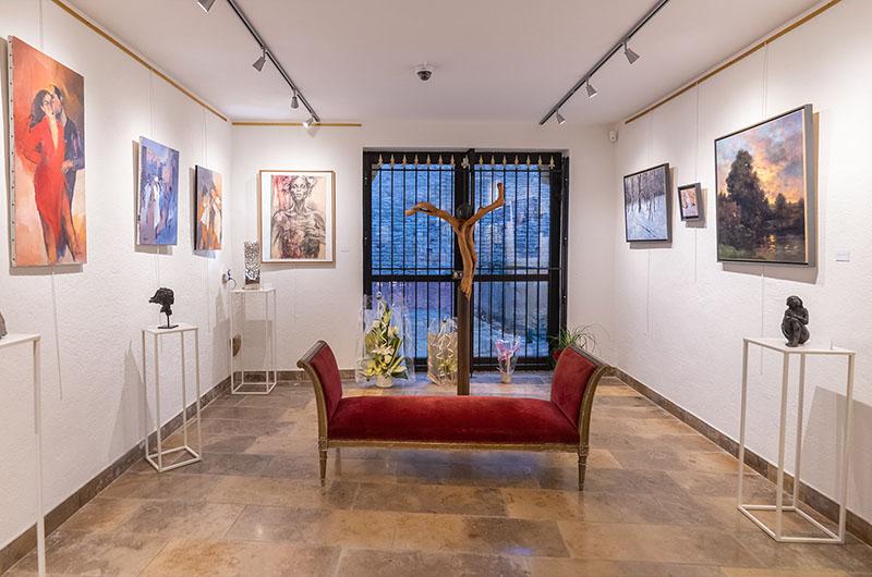 galerie passion d'art à Cluny